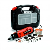 Mini utensili multifinzione Black&Decker 87 accessori e valigetta