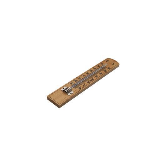 Termómetro madera