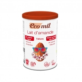 EcoMil sugar-free powdered almond milk 400g
