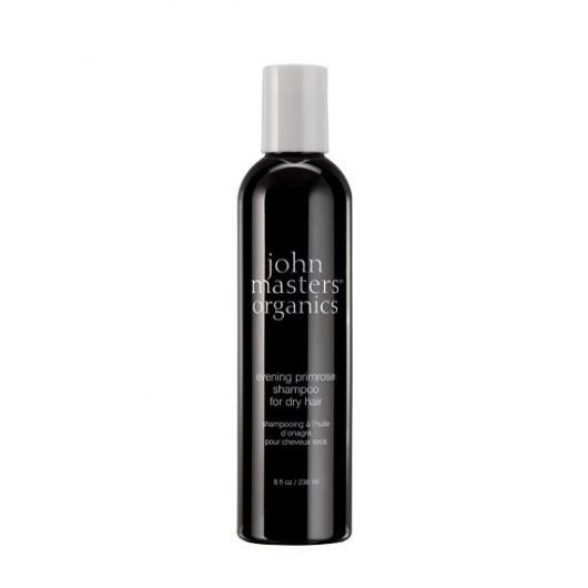 Shampooing à l'huie d'onagre pour cheveux secs John Masters Organics, 236 ml