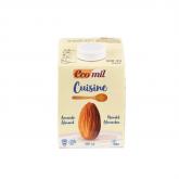 Preparado culinário Cuisine amêndoas Ecomil, 200 ml
