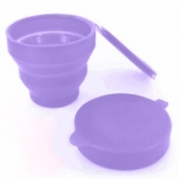 Lilac collapsible steriliser