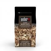 Madeira Hickory fumar Weber
