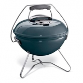 Barbacoa Smokey Joe Premium Ø 37 cm slate blue Weber