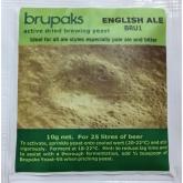Fermento em pó Profissional English Ale BRU1 - Brupaks