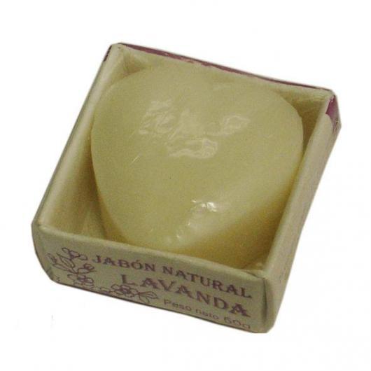 Sapone Cuore Lavanda India Alternativa, 50 g