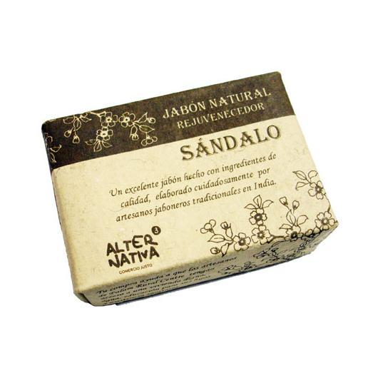 Savon bois de santal India Alternativa, 100 g