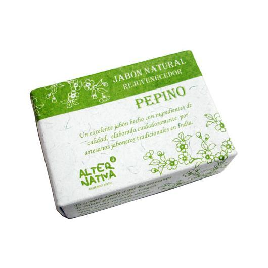Sapone Cetriolo India Alternativa, 100 g