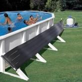 Aquecedor solar para piscinas acima do solo Gre