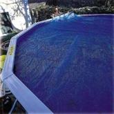 Copertura isotermica per piscina 672 x 445 cm Gre