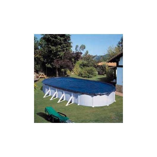Cubierta de invierno piscinas 610 x 410 cm Gre