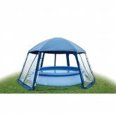 Carpa piscina 5 x 4.33 x 2.5 m Gre