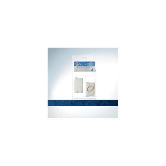 Kit de 2 filtres pour nettoyeur de fond Ventury Gre