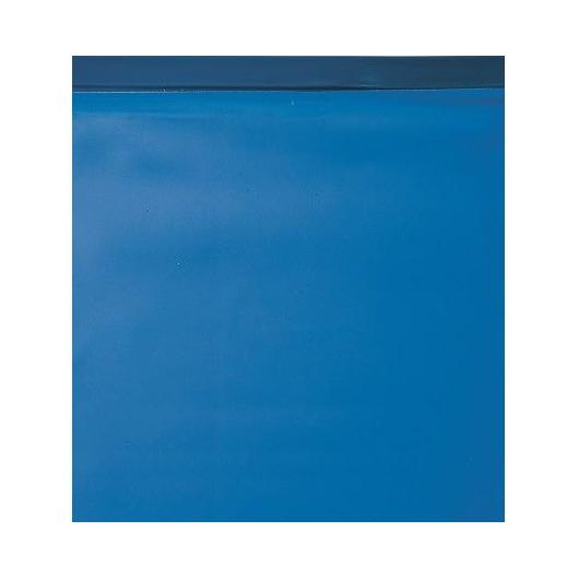 Liner bleu 730 x 375 x 132 cm avec profil extrudé soudé Gre