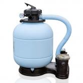 Depuratore con filtro a sabbia 450W con prefiltro Gre