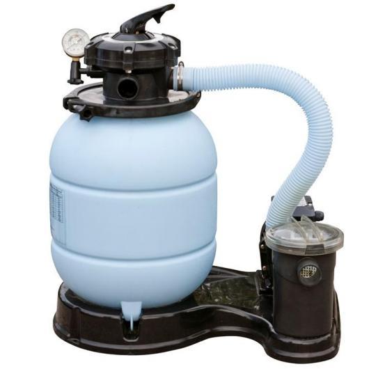 Filtre à sable 180 W avec pré-filtre Gre