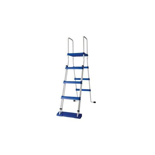 Escalera seguridad plataforma 134 cm Gre