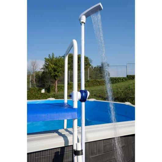 Ducha para piscina elevada Gre