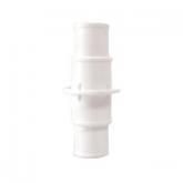 2 tuyaux flottants unis Ø 38 mm / 32 mm Gre