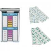 Comparador de cloro + pH - pílulas DPD1 Gre