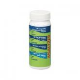 Análise de cloro + pH + alcalinidade Gre
