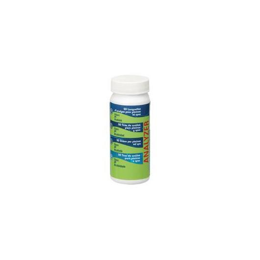 Análisis cloro + pH + alcalinidad Gre