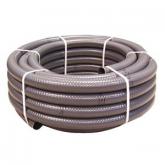 Tubo flessibile grigio Ø 50 PVC 25 m Gre