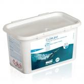 Cloro lento tabletas 250 gr - 1 Kg Gre