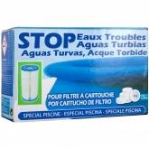 Stop aguas turbias para piscinas con filtro de cartucho Gre
