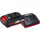 Kit Cargador + Batería Einhell Power X Change 18 V