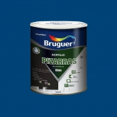 Pintura Matte Acrílico Boards multisuperficie Bruguer 750 ml AZUL