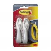Oreganizador de cabos Command Brand 3M