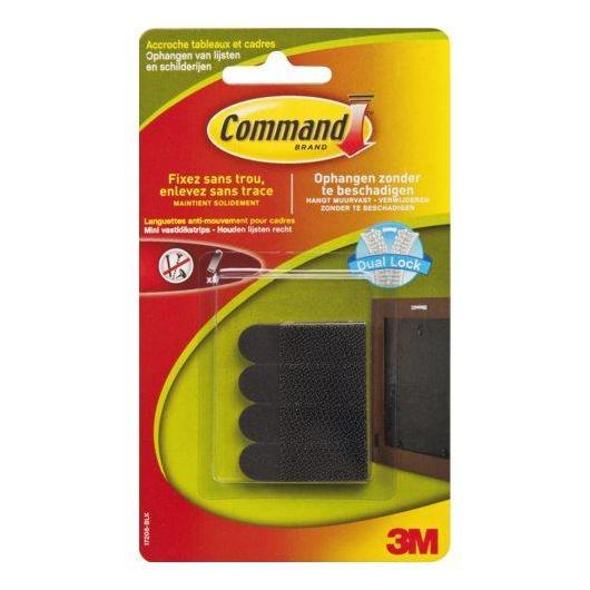 Pack de 8 très petites bandes pour tableaux Command