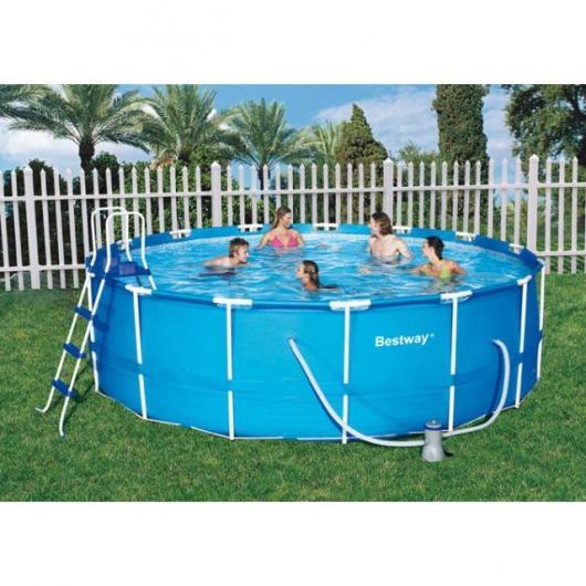 Steel pro piscina