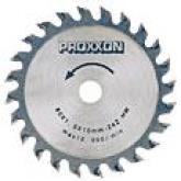 Disco com ponta de tungsténio Ø 80 x 1,6 x 10mm Proxxon