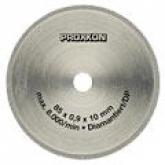Disco capa de diamante Ø 85 x 0,7 x 10 mm Proxxon