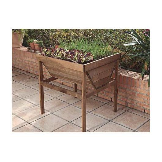 Tavolo da coltivazione in legno Germin 70