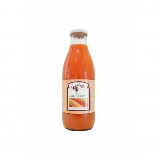 Succo di carota El horno de Leña 1L