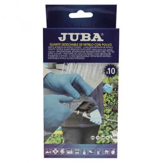 Guanti monouso Juba, 10 unità