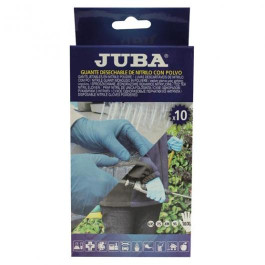 Gants jetables Juba, 10 pièces