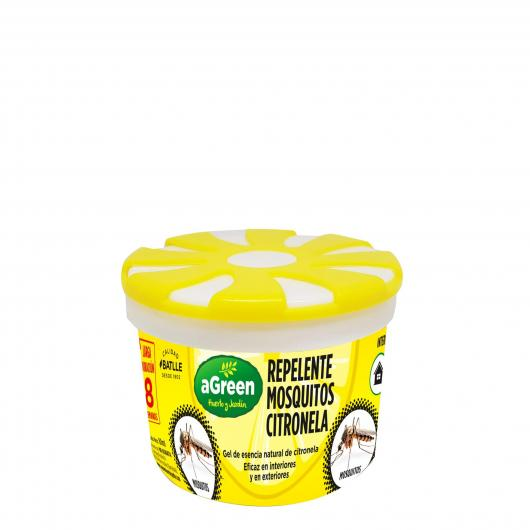 Anti-moustiques à la citronnelle