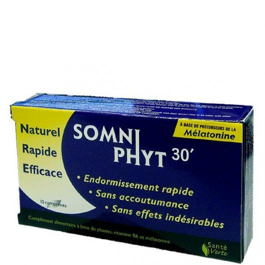 Somniphyt 30' 10 compresse