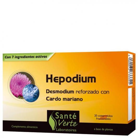 Hepodium 20 comprimés