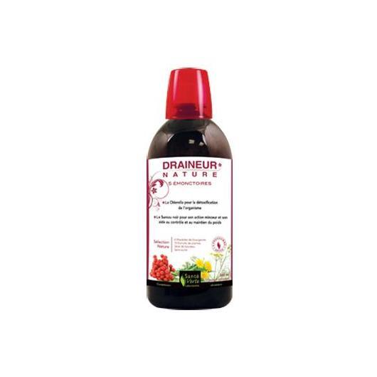 Drenador líquido Draineur Nature ® Santé Verte, 500 ml