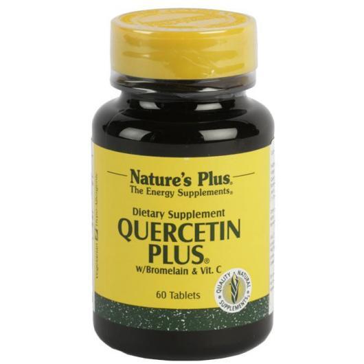 Quercetin Plus Nature's Plus, 60 comprimidos