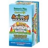 Animal Parade Kids Immune Booster Nature's Plus, 90 compresse