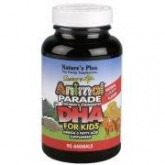 Animal Parade DHA Nature's Plus, 90 compresse