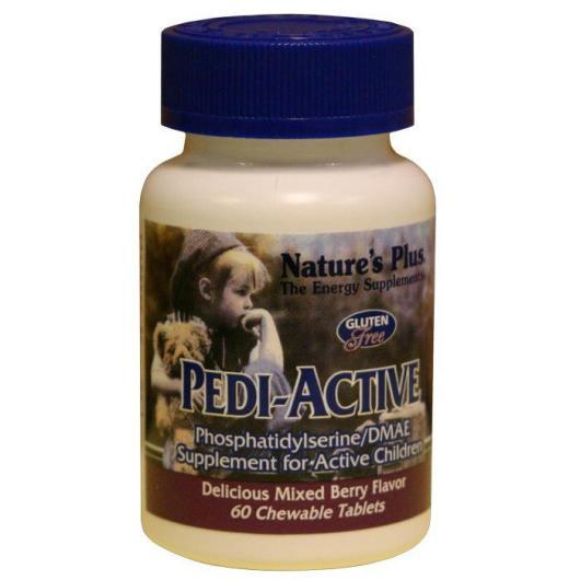 Pedi-Active Nature's Plus, 60 comprimés