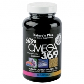 Ultra Omega 3/6/9 Nature's Plus, 90 perlas