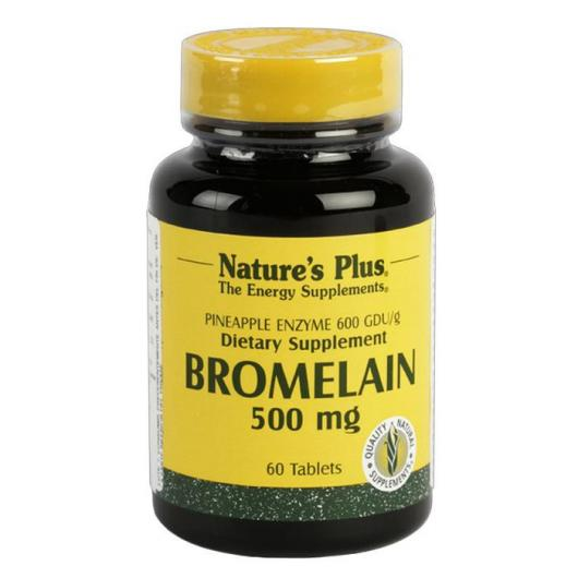 Bromelina 500 mg. 60 comp.
